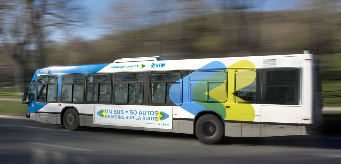 Vipal Equips Canadian Bus Fleet
