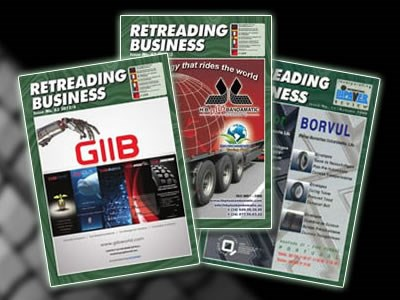 3 issues of the magazine