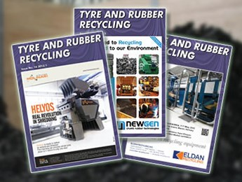 Tyre and Rubber Recycling magazines